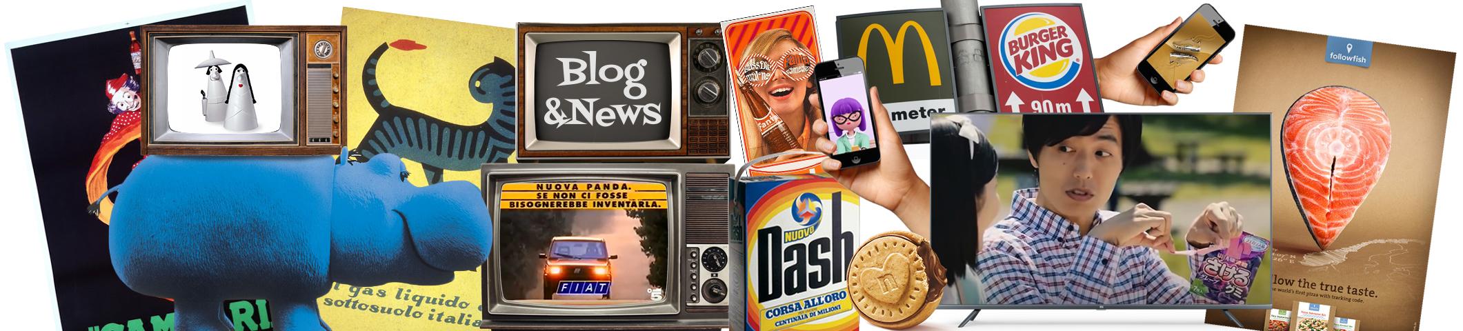 le migliori icone della comunicazione, dal carosello alla comunicazione virale